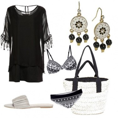 Outfit CMPS Oceano mare