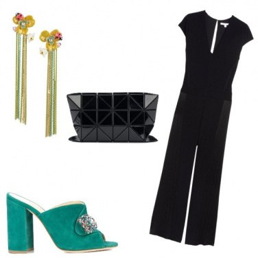 Outfit Cena chic