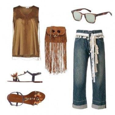 Outfit Un po di frange