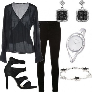 Outfit Totalblack