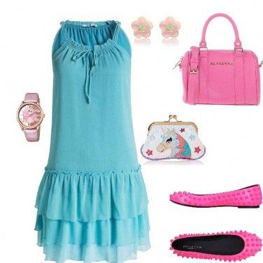 Outfit Unicorno portafortuna