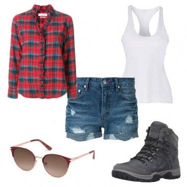 Outfit Camminata rilassante