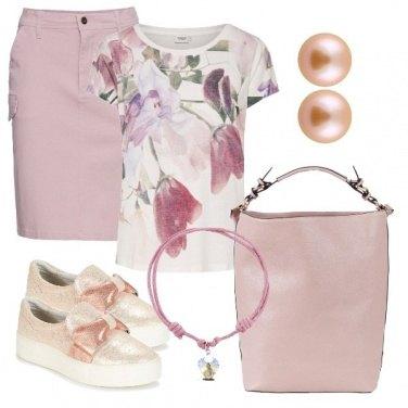Outfit TSK Colori tenui