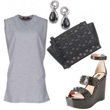 Outfit Rock #2354