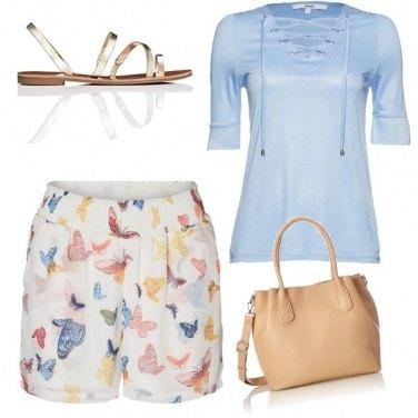 Outfit Le farfalle