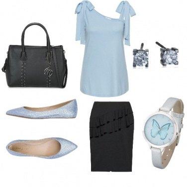 Outfit A spasso ma con eleganza
