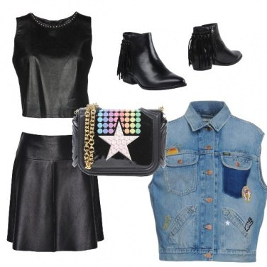 Outfit Rock #2360