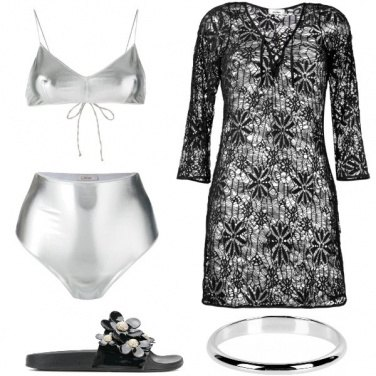 Outfit Chic in vacanza
