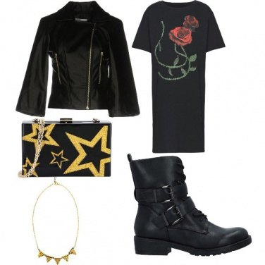 Outfit Sound rock