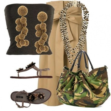Outfit Etnico #2761