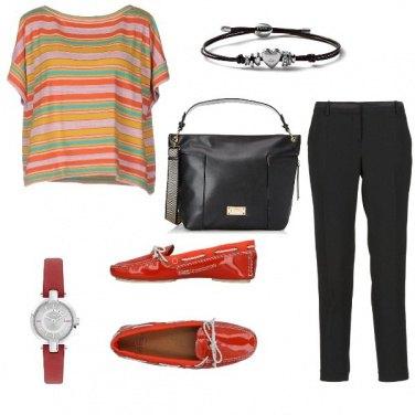 Outfit Total Look, ufficio e non solo