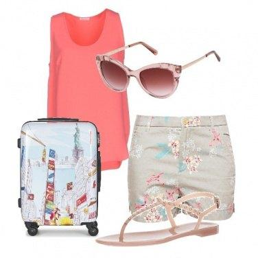 Outfit Pronte per le vacanze