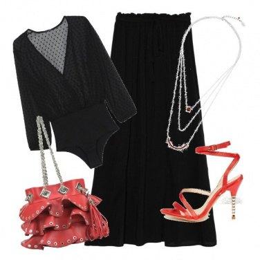 Outfit Accendi la serata