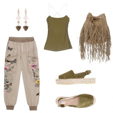 Outfit Urban #5509
