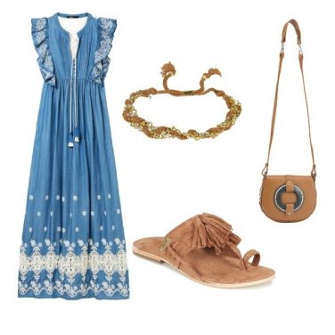 Outfit Etnico #2764