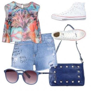 Outfit Walking Rock