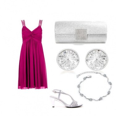Outfit Cerimonia in dolce attesa