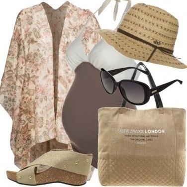 Outfit Mamma al mare