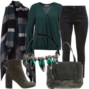 Outfit Il verde riaccende le speranze