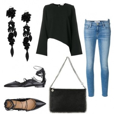 Outfit Ballerine lovers
