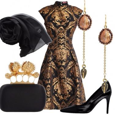 Outfit Una donna elegantissima