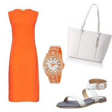 Outfit Colore del sole