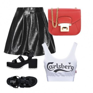 Outfit Rock #2372