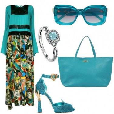 Outfit Tiffany chic