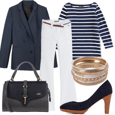 Outfit I jeans svasati