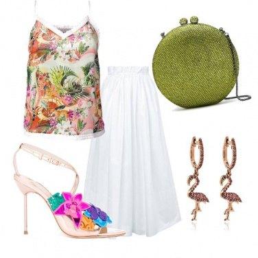 Outfit Un caldo pomeriggio estivo