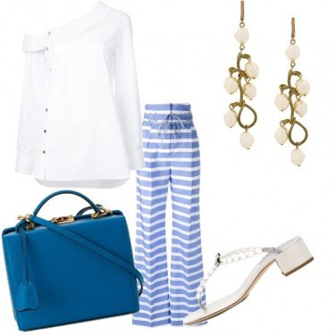 Outfit Glamour in ufficio