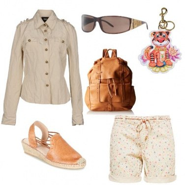 Outfit Picnic in montagna