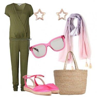 Outfit Una comoda jumpsuit