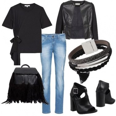 Outfit Rock #2377