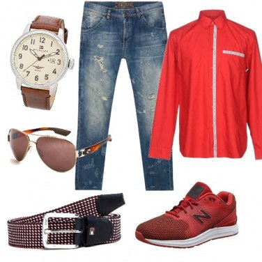 Outfit Casual #3745