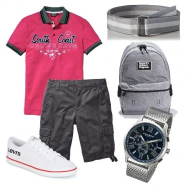Outfit Casual #3746