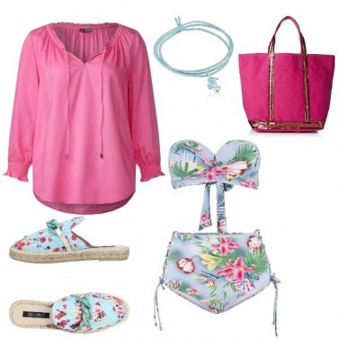 Outfit I hibiscus rosa