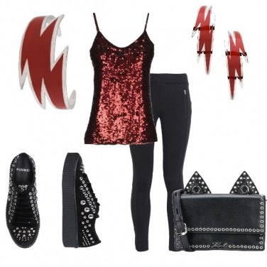 Outfit Rock #2379