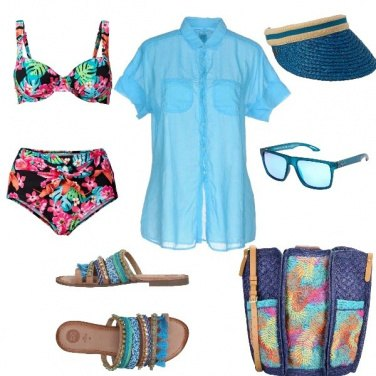 Outfit Etno look beach