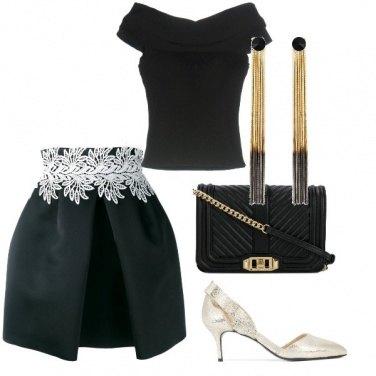 Outfit Elegantissima per il mio compleanno
