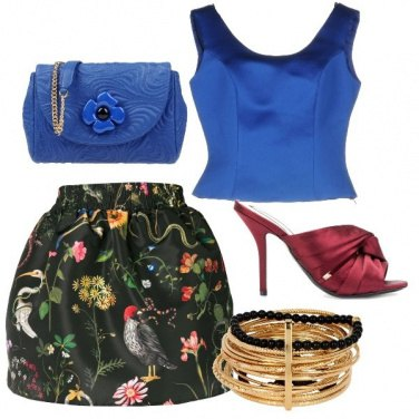 Outfit Sexy a colori