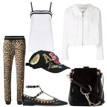 Outfit La tuta chic