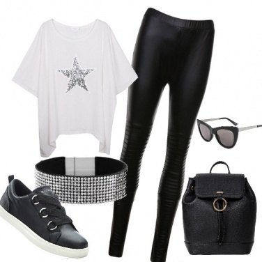 Outfit Rock #2387