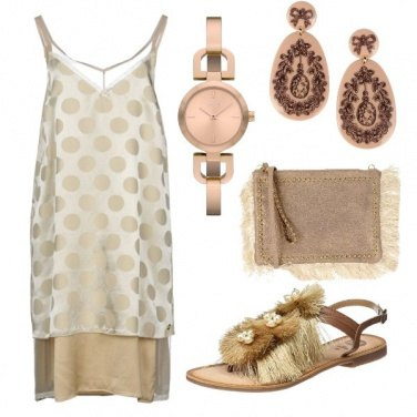 Outfit CMPS Serate allegre in estate
