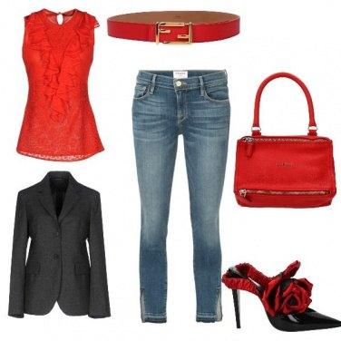 Outfit Bon Ton #8328