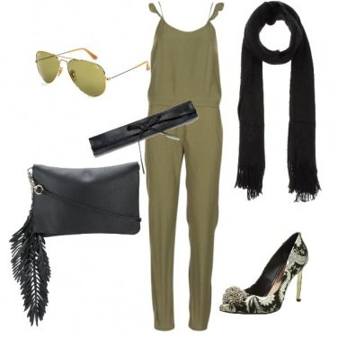 Outfit Urban #5543