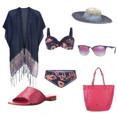 Outfit Beach look