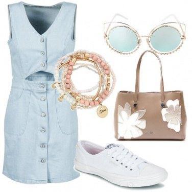 Outfit Comodamente in vacanza