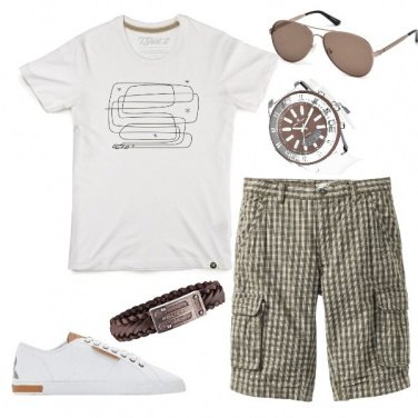 Outfit Casual #3759