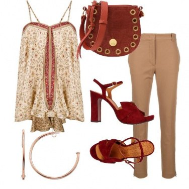 Outfit Etnico #2783